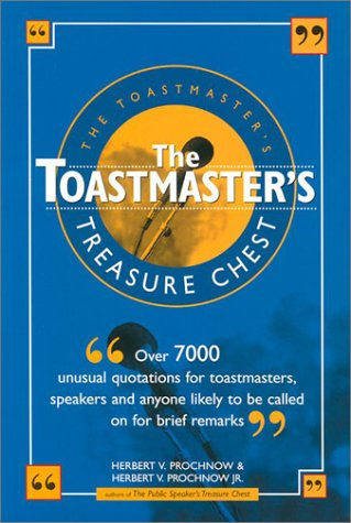 The Toastmaster's Treasure Chest ebook