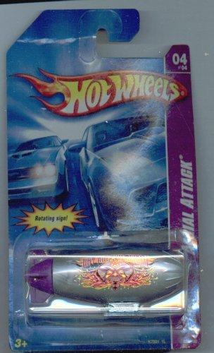 Hot Wheels 2007 Blimp 04/04 Aerial Attack 76/180