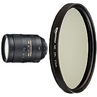 Nikon AF-S FX NIKKOR 28-300mm f/3.5-5.6G ED Vibration Reduction Zoom Lens with Circular Polarizer Lens