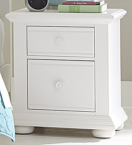 Liberty Furniture 607-BR60 Summer House 2-Drawer Night Stand, 24
