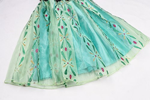 iFigure Girl's Summer Princess Dress up Costume Fancy Party Dress by iFigure (Image #4)