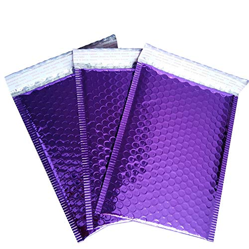 - HOSL 30 Pack Metallic Padded Bubble Mailers 7