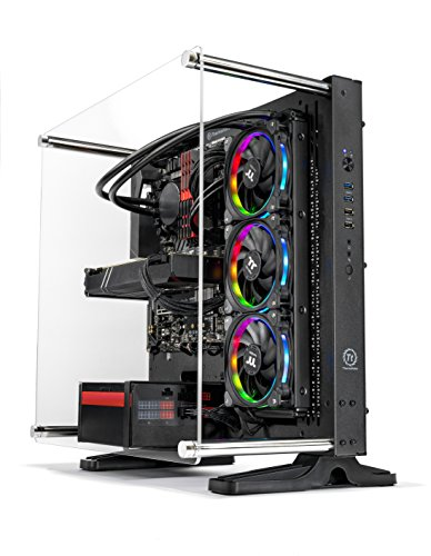 SkyTech Supremacy VR/4K Gaming Computer PC Desktop - i7-8700K, 500GB Samsung 970 Evo SSD, GTX 1080 Ti 11GB, 360mm RGB Liquid Cool, 2TB, 32GB DDR4, Windows 10 PRO