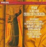 Vivaldi: Sacred Music for Solo Voices & Orchestra - Nisi Dominus RV 608, Gaude Mater Ecclesia RV 613, Salve Regina RV 616, Salve Regina RV 617 (Philips)