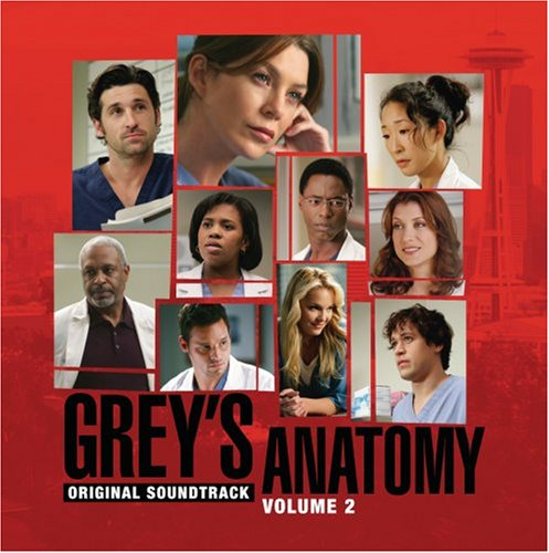 Grey S Anatomy Vol 2 Original Tv Soundtrack Amazon Es Música