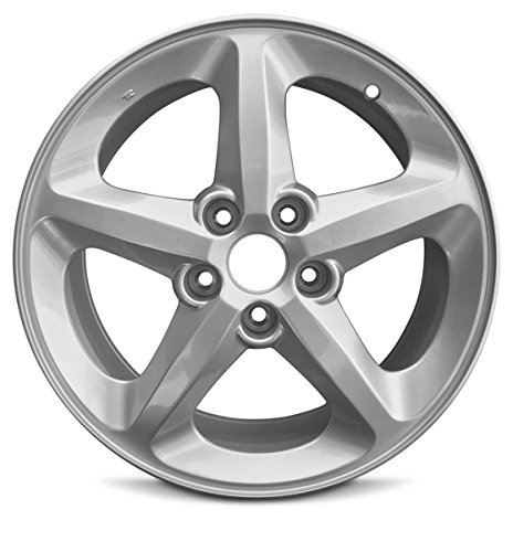 Road Ready Car Wheel For 2006-2010 Hyundai Sonata 17 Inch 5 Lug Gray Aluminum Rim Fits R17 Tire - Exact OEM Replacement - Full-Size Spare