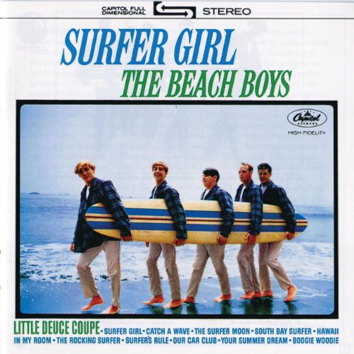 Surfer Girl 2001 Beach Boys product image
