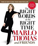 The Right Words at the Right Time, Marlo Thomas, 074344650X