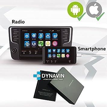 Mirror link usb universal para coche conector RCA (Android): Amazon.es: Coche y moto