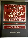 img - for Shackelford's Surgery of the Alimentary Tract: Esophagus book / textbook / text book