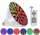 120V 35W AC/DC Color Changing Swimming Pool Lights LED Bulb