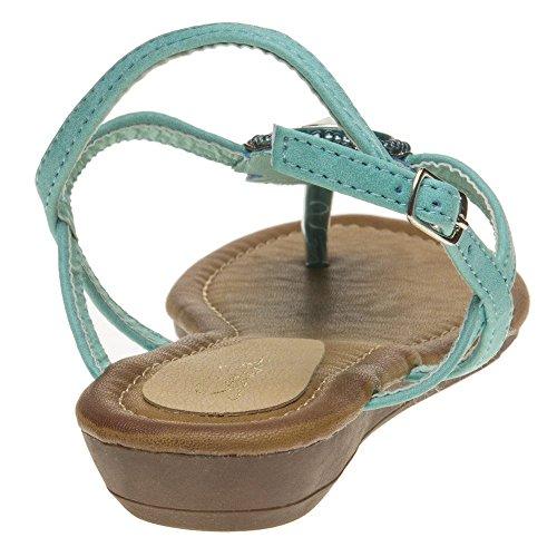 SOLESISTER Blue SOLESISTER Blue Bree Sandals Sandals Blue Bree Blue daa8Sw