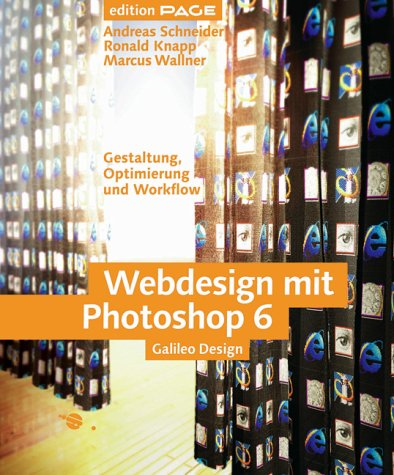 Webdesign mit Photoshop 6 (Galileo Design)