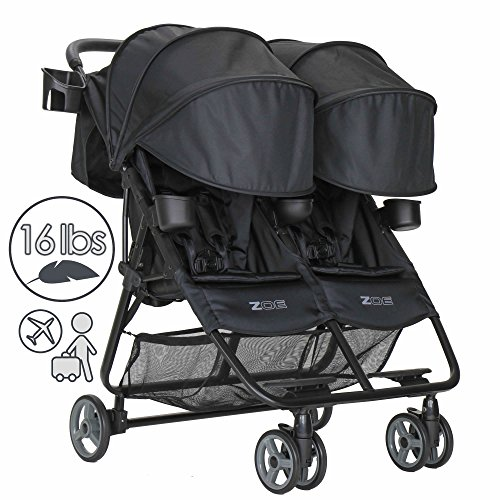 Best Travel Stroller For Twins - 2