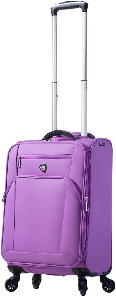 Grape Mia Toro Italy Aria Softside Spinner Carry-on