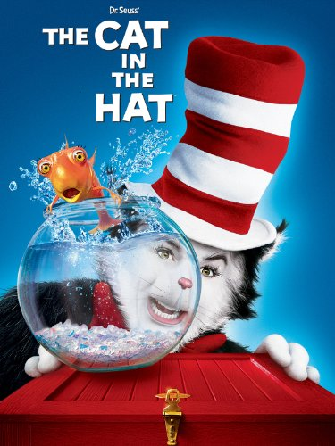 DVD : Dr. Seuss' The Cat In The Hat