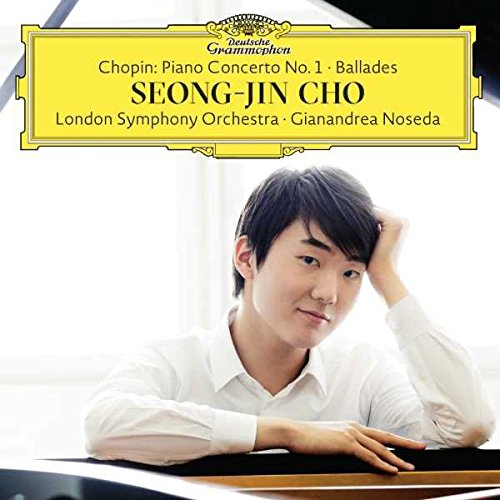 CD : Seong-Jin Cho - Piano Concerto No 1 / Ballades (CD)