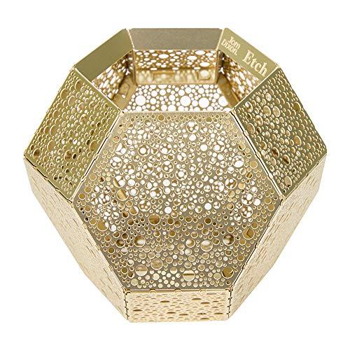 Tom-Dixon Etch Tea Light Holder - Brass ()