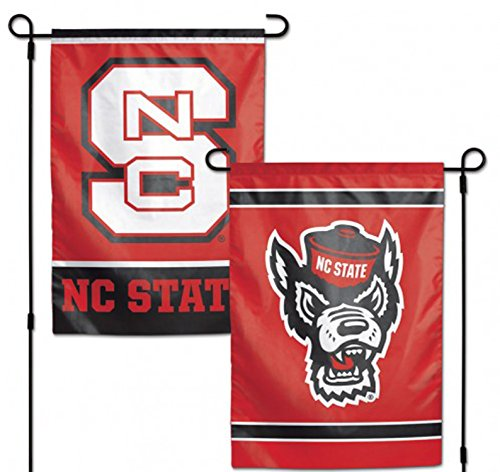 North Carolina State Wolfpack Official NCAA 11''x15'' Garden Flag by Wincraft by WinCraft