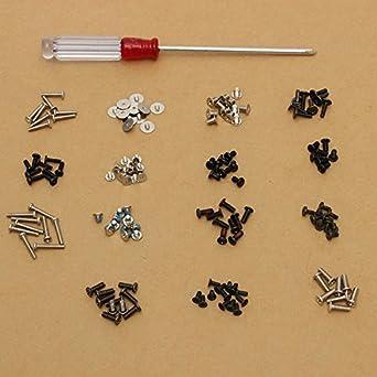ChaRLes Juego de tornillos de 300 piezas con destornillador ...