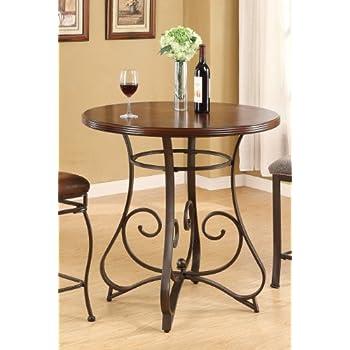 This Item Acme 96064 Tavio Bar Height Table