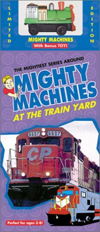 mighty machines vhs - 5