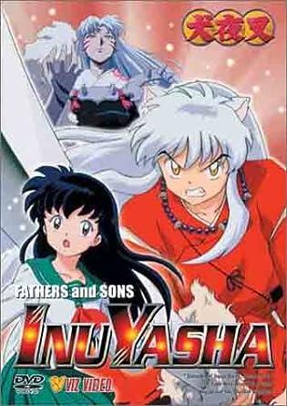 Amazon Com Inuyasha Fathers And Sons Vol 3 Kappei