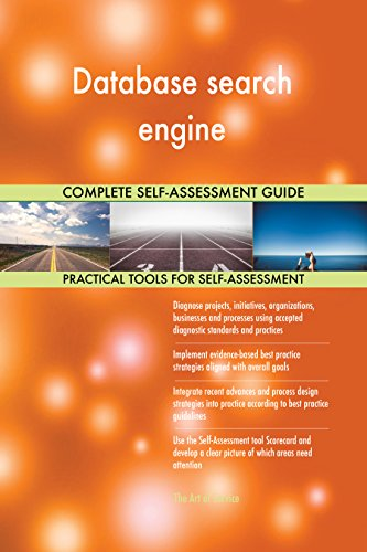 Database search engine Toolkit: best-practice templates, step-by-step work plans and maturity diagnostics