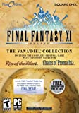 Software : Final Fantasy XI: The Vana'diel Collection - PC