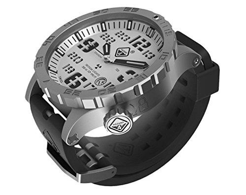 Heavy Titanium Tritium Dive Watch Hazard product image