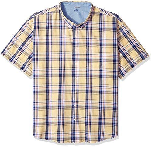 Plaid Button Up Shirt - 6