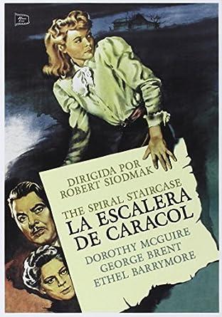 The spiral staircase - La Escalera De Caracol - Robert Siodmak - Dorothy Mcguire. by Sara Allgood: Amazon.es: Cine y Series TV