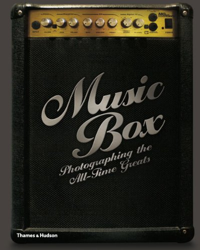 Musicbox: Photographing the All-Time Greats pdf epub