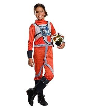 Horror-Shop X-Wing Fighter Disfraz de niño piloto de Combate ...