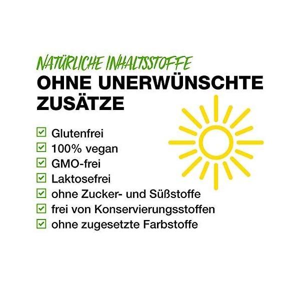 Vitamine D3 1.000 UI Comprimés végétaliens – Idéal pour les enfants à Lutschen ou à mâcher