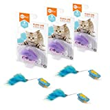 HEXBUG Nano Cat Toy Three Pack