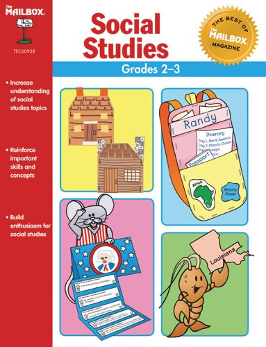 The Best of The Mailbox Social Studies Grades 2-3
