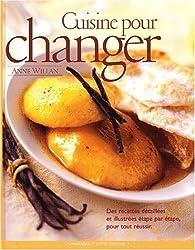 Book's Cover ofRecettes pour changer