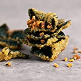 The Golden Duck Salted Egg Crab Seaweed Tempura