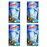 Windex Outdoor All-In-One Glass Cleaning Tool - 4 Packs