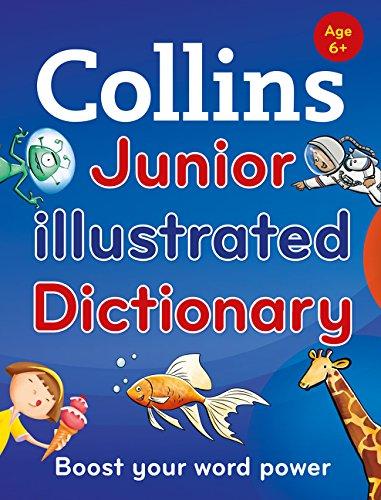 Download Collins Junior Illustrated Dictionary (Second Edition) (Collins Primary Dictionaries) ebook
