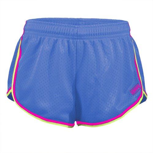Soffe Women's Lacrosse Shorty Short – DiZiSports Store