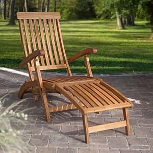 VIFAH - Dorado Steamer Deck Lounge Chair