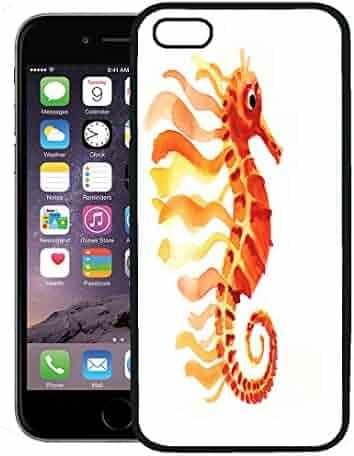 flip case iphone 8 seahorse