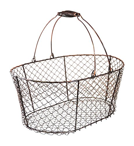 Chicken Wire Egg Collecting Basket