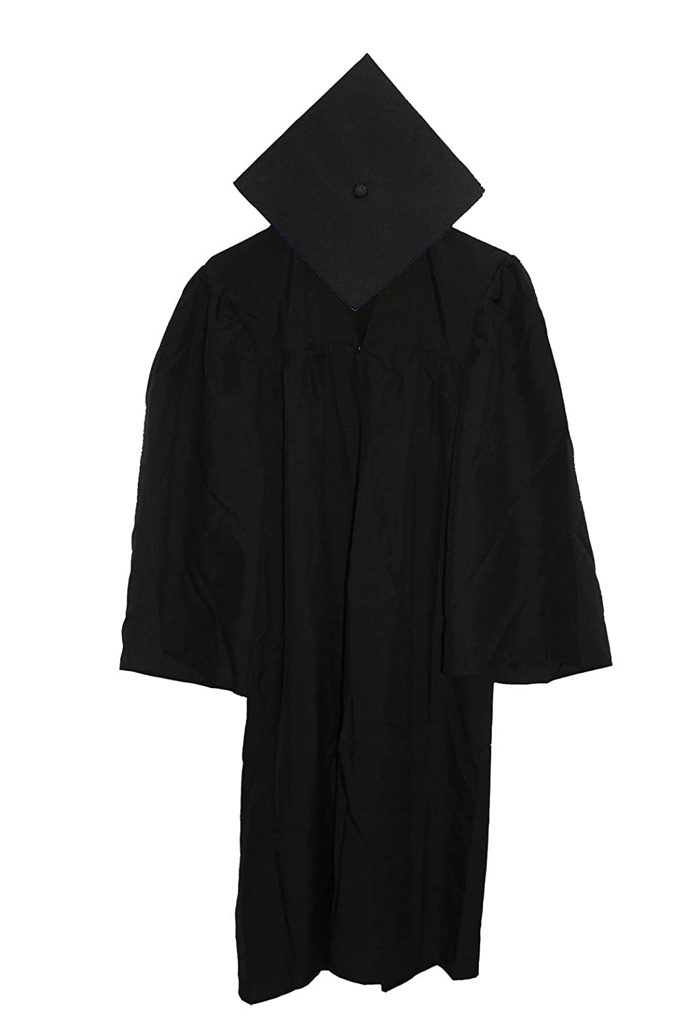 Amazon.com: Economy Cap and Gown Matte Finish Cap and Gown: Clothing