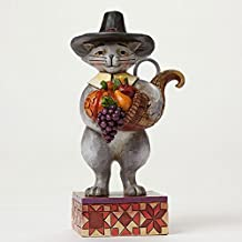 Enesco Jim Shore Pint Sized Harvest Cat by Heartwood Creek