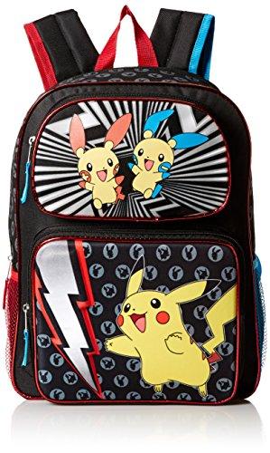 Pokemon Big Boys Pikachu Molded Eva 16