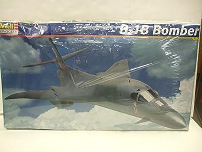 1998 Revell / Monogram - B-1B BOMBER Aircraft - 1/48 Scale Model kit #85-4900 - Skill Level 3