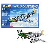 Revell of Germany P-51D Mustang Plastic Model Kit